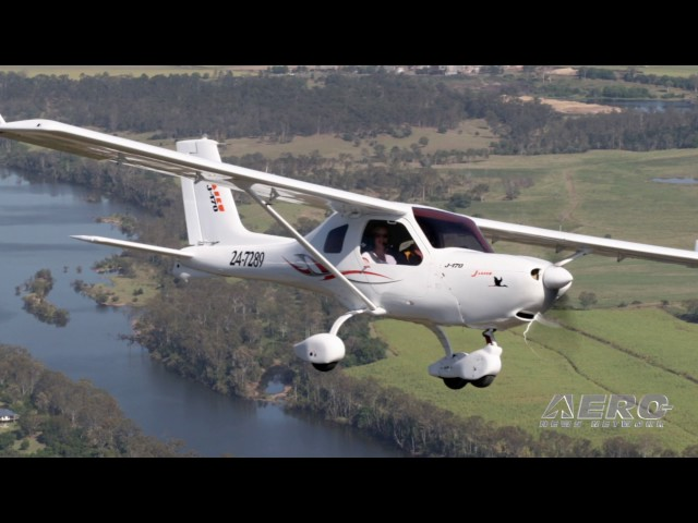 Aero-TV: Jabiru's New J170-D - An Upgraded and Fine-tuned LSA
