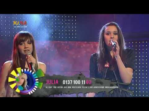 Beste Stimme 2010 - Amely, Kenia (Orchester in Mir)