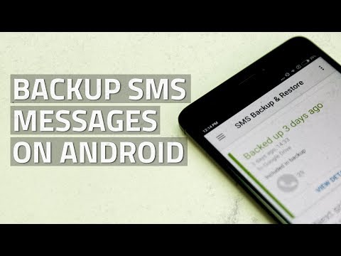 How To Backup Your Text Messages On Android