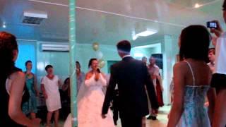 Поёт невеста с Лагани