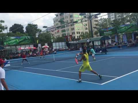 Vietnam Đà Nẵng tennis 5/2106
