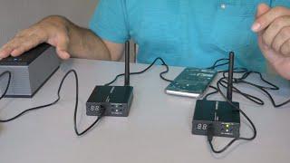 TP Wireless - HDCD Audio Transmitter Receiver