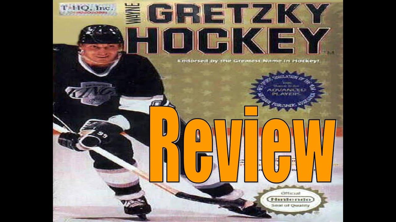 Dbpg Wayne Gretzky Hockey Review Nes Youtube