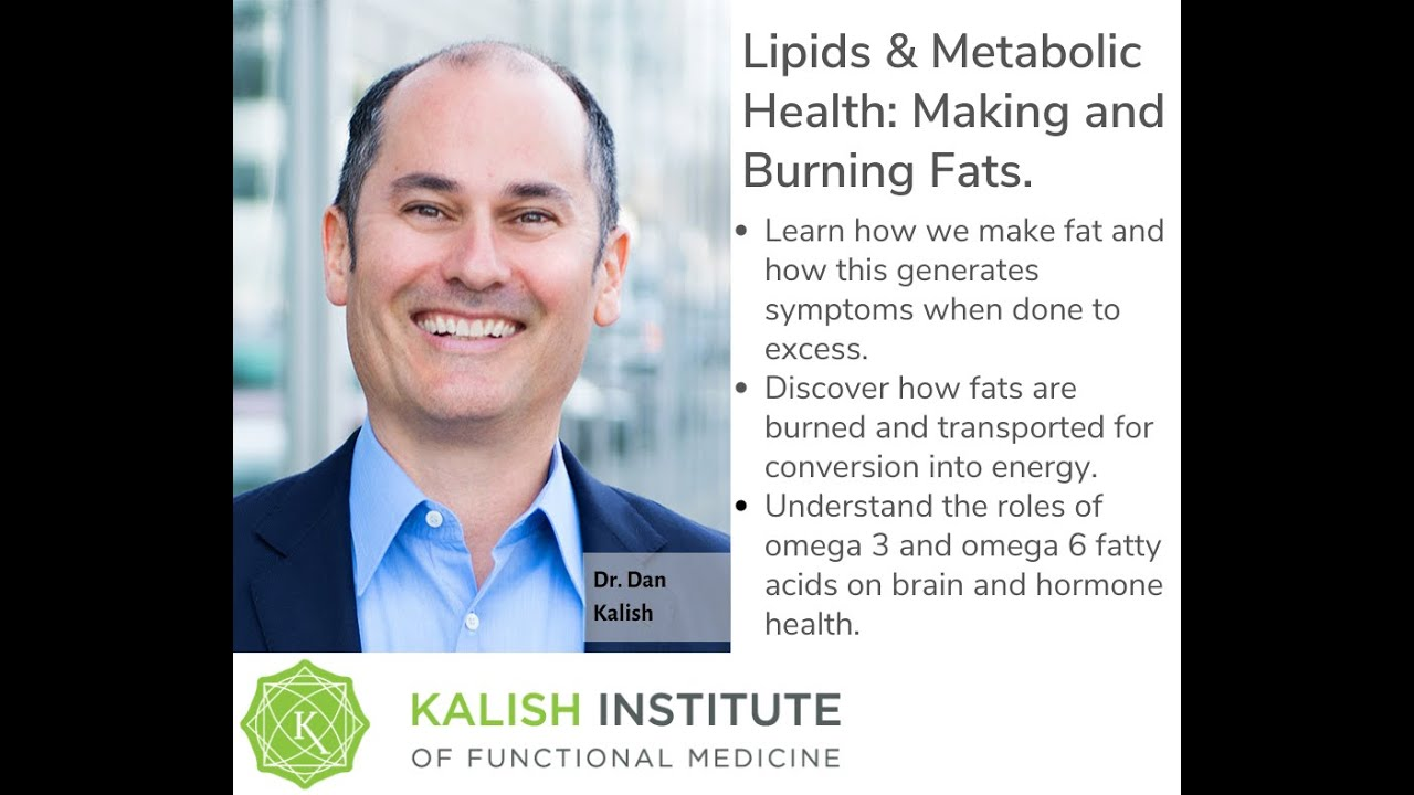 Download Mentorship Miniseries - Lipids and Metabolic Health