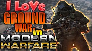 GROUND WAR IS AMAZING! - Call of Duty Modern Warfare