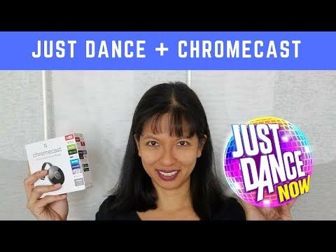 Chromecast with Just Dance Setup & Demo