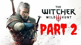 The Witcher 3 Wild Hunt | Part 2 | No Commentary [1080p30 Ultra Settings] #02