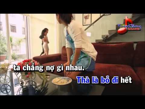 karaoke Bạc Trắng Tình Đời Remix   Châu Việt Cường