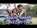 HIT THAT DESPACITO DANCE Everytime Despacito Comes On | Ranz and Niana