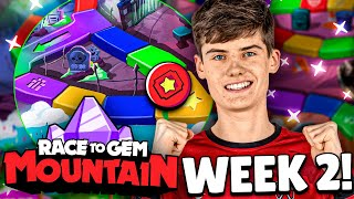 WE GOT SO LUCKY! Race to Gem Mountain (Week 2)