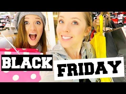 Black Friday Shopping | 2015
