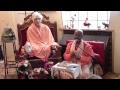 26.06.2018 am, Pujyapad BV Sridhar Maharaja and BV Avadhut Maharaja