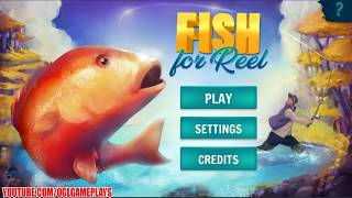 Fish for Reel Android iOS Gameplay (By Avangarde Software Solutions)