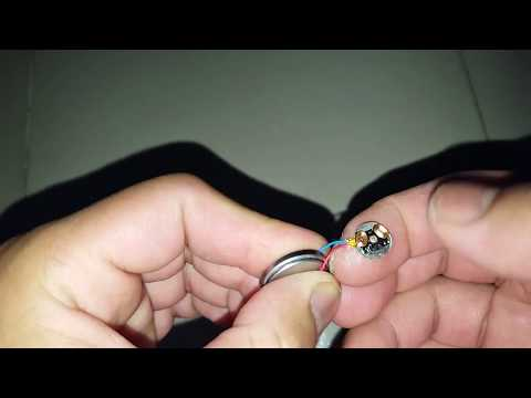 Download How A Mobile Phone Vibration Motor Looks Like And