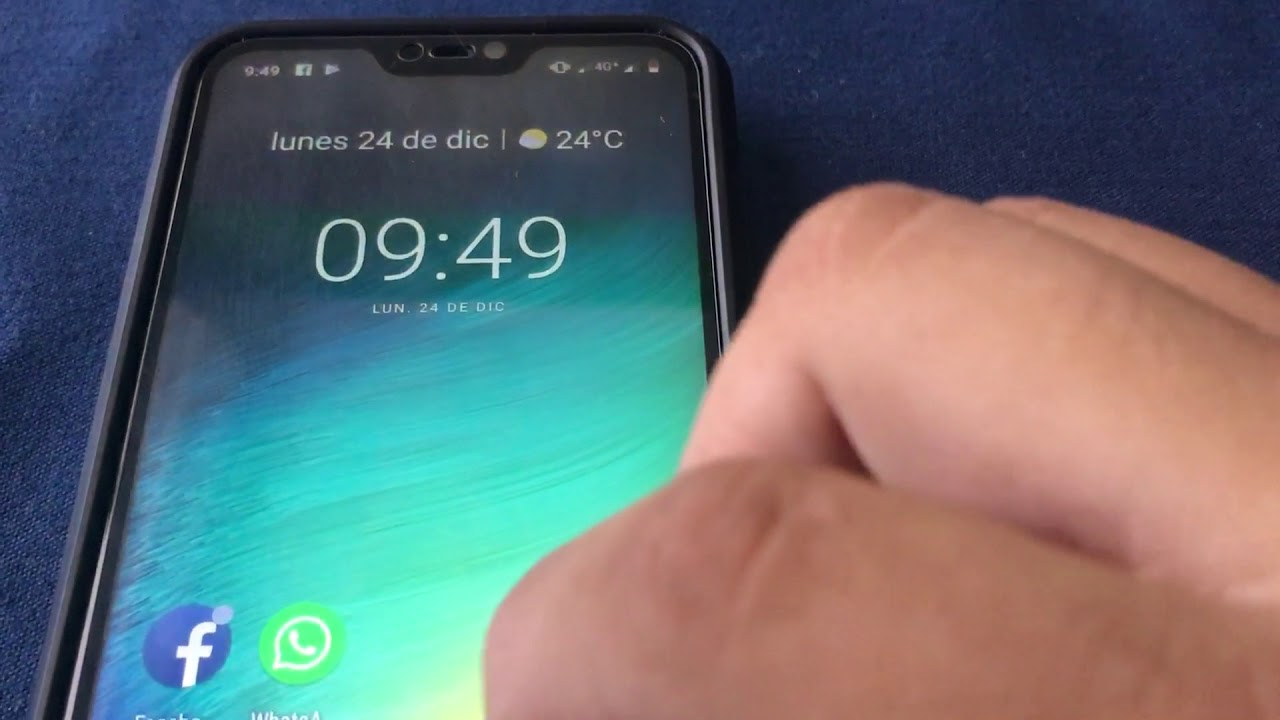 Mi A2 Lite Android 9
