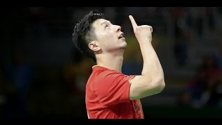 best of ma long vs fan zhendong
