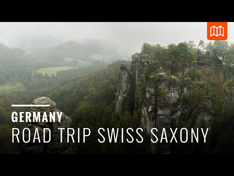 A last minute road trip to Swiss Saxony, Germany