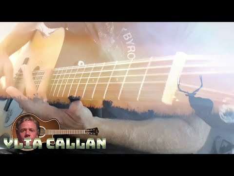 Coffee Fingers - Fingerstyle Guitar in DADGAD Tuning - Ylia Callan