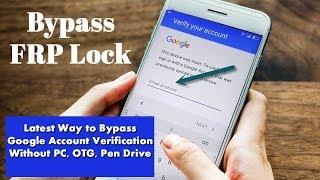 Bypass Google Account Verification 2019 | Bypass FRP Lock | Download APK