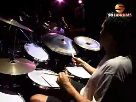 FERNANDO MARTINEZ SOLIDRUMMER 2007 DVD!