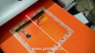 видео Современная ультрафиолетовая печать – Графикс В