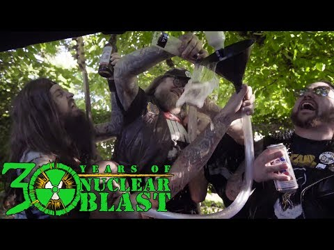MUNICIPAL WASTE - Breathe Grease (OFFICIAL MUSIC VIDEO)