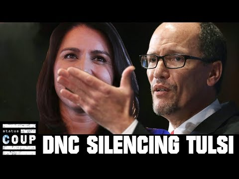 The DNC Screwed Tulsi Gabbard