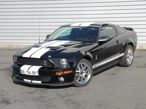 Shelby GT500 2007