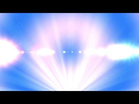 Light Flare Line Scene AA VFX