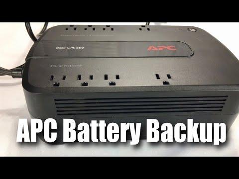 APC Back-UPS 550VA UPS Battery Backup & Surge Protector (BE550G) Review