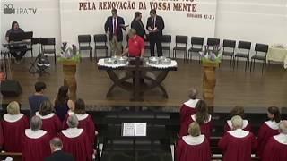 Culto Vespertino   05/Mai/2019