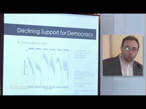 "Yascha Mounk - ""Is Democracy In Danger?"""