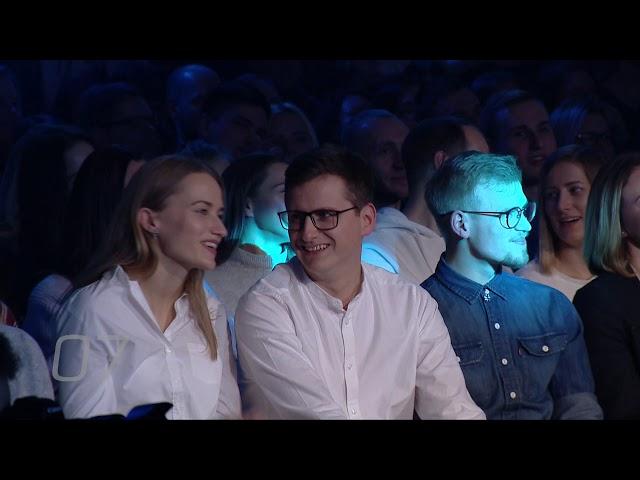 Lukas Zažeckis - Baby shark   X Faktorius 2018 m. LIVE   6 serija