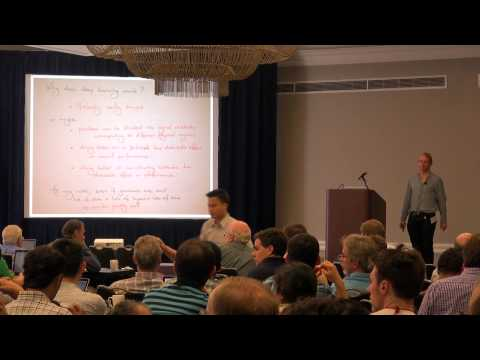 Seth Lloyd: Universal Deep Quantum Learning