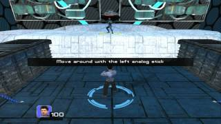 RA ONE The Game - 1st stage -Tutorial