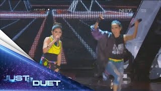 Yo people! Sara & Meichan performing Ku Jelang Hari by Denada! - Live Duet 08 - Just Duet