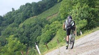 Marco Aurelio Fontana: lezioni di Mountain Bike, 2a puntata, la curva