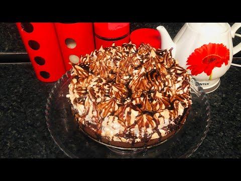 Улыбка Негра!Очень вкусный торт!Նեգրի ժպիտ! համեղ և արագ!