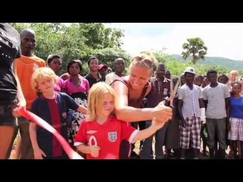 Opening of Norther Star Academy Zambia