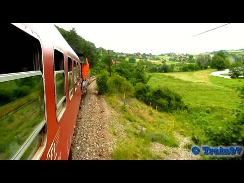Travel with R3076 - Oradea - Cluj Napoca Through Apuseni Mou
