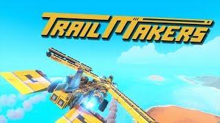 Истребитель с вертикальным взлетом? | Trailmakers #7
