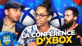 Nos impressions à chaud de la conférence Xbox ! 🎮🎥 | Find Your Next Game