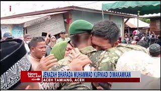 Isak Tangis Warnai Pemakaman Anggota Brimob yang Gugur Ditembak KST di Papua #iNewsMalam 28/09