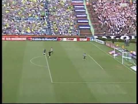 DIEGO SOUZA do meio de campo!!ESPETACULAR gol do Palmeiras contra o Atlético -MG