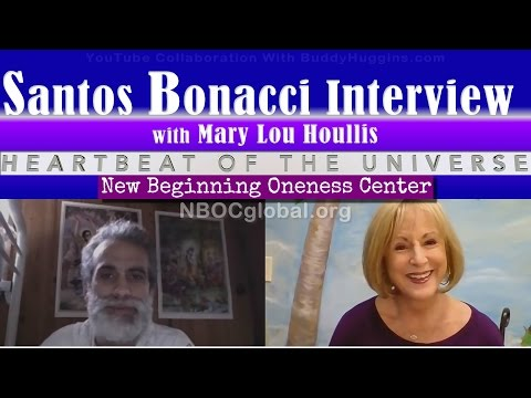 Santos Bonacci Interview with Mary Lou Houllis