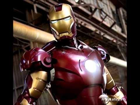 Iron Man - music theme.