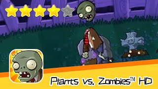 Plants vs  Zombies™ HD Adventure 2 Night 07 Part 1 Walkthrough The zombies are coming! Recommend ind