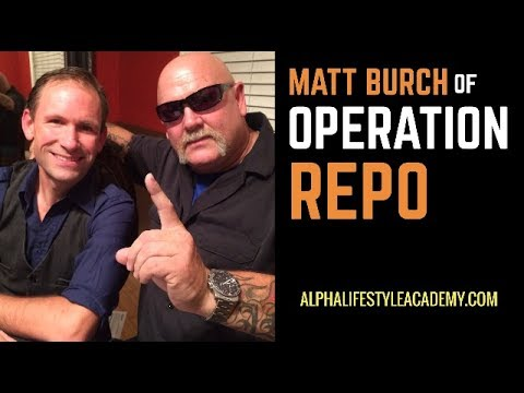 Matt Burch of Operation Repo TV w/ Chris Brown