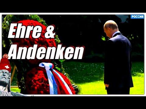 Präsident Putin | Ehre & Andenken