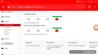 Youtube Monetization New Update 13 August 2018